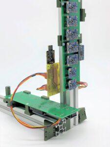 3D Magnetic Field Scanner